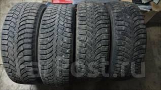 Bridgestone Blizzak Spike-01. Зимние, шипованные, 2015 год, 5%, 4 шт