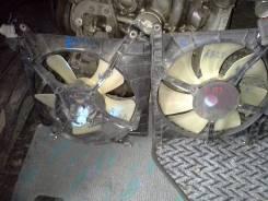 Вентилятор охлаждения радиатора. Suzuki Aerio, RA21S, RB21S Двигатель M15A