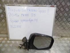 Зеркало заднего вида боковое. Mitsubishi Pajero Sport, KH0 Двигатели: 4M41, 4D56, 6B31
