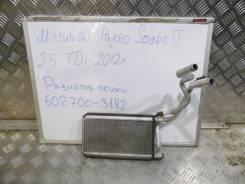 Радиатор отопителя. Mitsubishi Pajero Sport