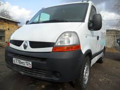 Renault Master. РЕНО Мастер фургон, 2 500 куб. см., 3 места