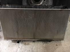 Радиатор охлаждения двигателя. Nissan Patrol, Y61