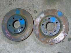 Диск тормозной. Nissan Lafesta, B30 Двигатель MR20DE