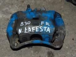 Суппорт тормозной. Nissan Lafesta, B30 Двигатель MR20DE