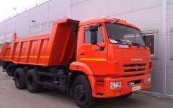 Камаз 65115. Самосвал -776058-42, 6 000 куб. см., 20 000 кг.