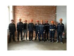 Бригада русских рабочих
