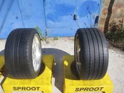 Dunlop SP Sport Maxx 050. Летние, 2012 год, износ: 10%, 2 шт
