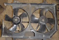 Вентилятор охлаждения радиатора. Mazda Mazda6