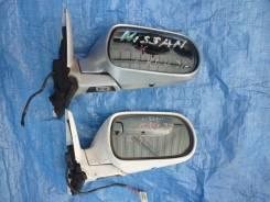 Зеркало заднего вида боковое. Nissan Skyline, ER32, FR32, ECR32, HNR32, HCR32, HR32