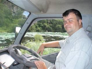 Водитель. Среднее образование, опыт работы 20 лет