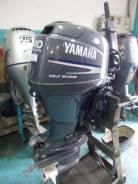 Yamaha. 40,00л.с., 2-тактный, бензиновый, нога L (508 мм), Год: 2001 год. Под заказ
