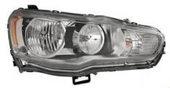 Фара. Mitsubishi Lancer, CY Двигатели: 4B11, 4B10, 4A91