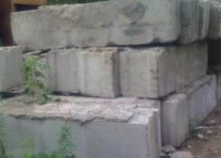 Куплю фундаментные блоки Б/У