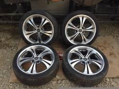 Комплект колес Sporsh Wheelsl. 7.5x18 5x114.30 ET48