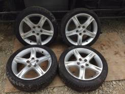 Комплект колес Altezza. 7.0x17 5x114.30 ET50