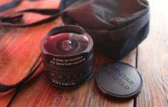Объектив Zenitar-M2 8/16. Для Canon