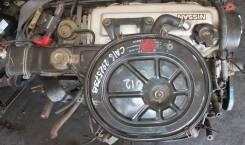 Двигатель в сборе. Nissan Bluebird, U12 Двигатель CA16S