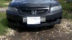 Бампер. Honda Accord, CL7, CL9 Двигатель K24A