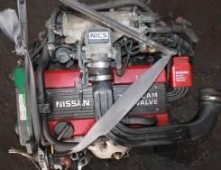 Двигатель в сборе. Nissan Pulsar, EN13 Nissan Sunny, EB12