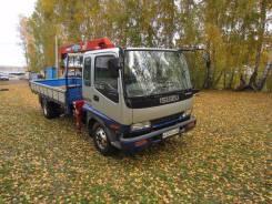 Isuzu Forward. Самогруз 1998 год в Новосибирске, 7 200 куб. см.
