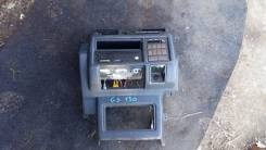 Консоль панели приборов. Toyota Crown, GS130, GS131, LS136, MS130, GS136, LS130 Двигатели: 1GFE, 1GE, 2L, 2LTHE, 2LT, MP