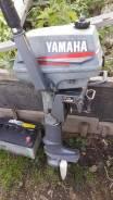 Yamaha. 3,00л.с., 2х тактный, бензин, нога S (381 мм), Год: 1998 год