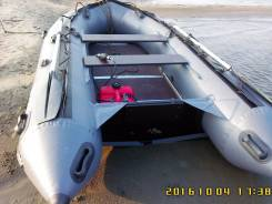 Мастер лодок Apache 3300 СК. Год: 2016 год, длина 3 300,00м., двигатель подвесной