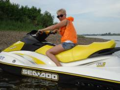 BRP Sea-Doo GTI. 150,00 л.с., Год: 2007 год