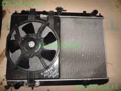 Радиатор охлаждения двигателя. Nissan X-Trail, PNT30 Двигатель SR20VET