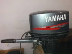 Yamaha. 25,00л.с., 2х тактный, бензин, нога L (508 мм), Год: 1999 год