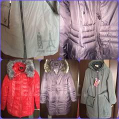Куртки и ветровки. 54, 58, 60