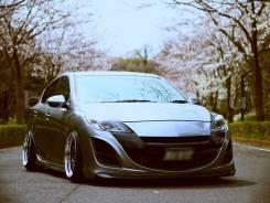 Бампер. Mazda Mazda3. Под заказ