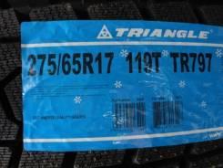 Triangle Group TR797. Зимние, без шипов, 2015 год, без износа, 4 шт