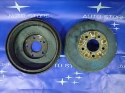 Барабан тормозной. Subaru Forester, SG5, SG9, SG Двигатели: EJ25, EJ20, EJ201, EJ202, EJ203, EJ204, EJ205, EJ253, EJ254