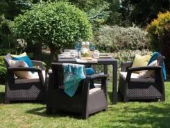 Комплекты садовой мебели.