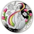 Монета Камерун 500 франков, серебро 999