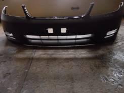 Бампер передний на Toyota Corolla 120