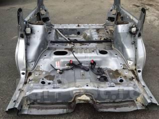Задняя часть автомобиля. Subaru Legacy, BGA, BGB, BGC, BG2, BG5, BG3, BG4, BG9, BG7 Двигатели: EJ18E, EJ20R, EJ20E, EJ20H, EJ25D, EJ22E, EJ20D