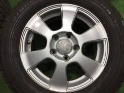 Колеса 205/65R15 Bridgestone Blizzak Revo1 2006/07г R15*6J+52 5*114.3. 6.0x15 5x114.30