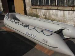 Solar 450. Год: 2008 год, длина 4,50м., двигатель подвесной, 40,00л.с., бензин