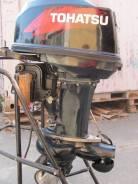 Tohatsu. 40,00л.с., 2-тактный, бензиновый, нога S (381 мм), Год: 2009 год