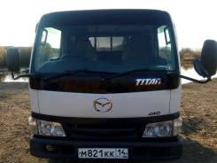 Mazda Titan. Продается грузовик 4WD, 2 000 куб. см., 1 250 кг.