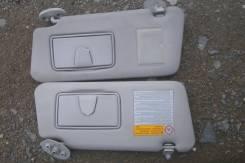 Козырек солнцезащитный. Suzuki Grand Vitara, JT Suzuki Escudo, TDA4W Двигатель J24B