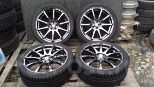 Продам комплект колёс ECO Style 225/40R18. 7.5x18 5x100.00 ET35