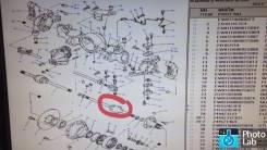 Привод колёсного крана Kobelco. Kobelco RK160. Под заказ