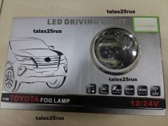 Ходовые огни. Toyota Highlander