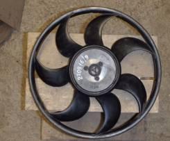 Вентилятор охлаждения радиатора. Renault Logan Двигатели: K4M, K9K, K7J, K7M, D4F
