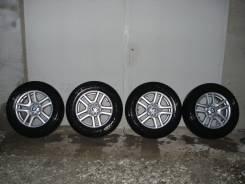 Продам колеса в сборе зимние нешипованные Диски оригинал bmw. x17