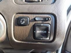 Кнопка управления зеркалами. Toyota Cresta, JZX91, JZX90, JZX93, GX90, SX90, LX90 Toyota Mark II, GX90, LX90, JZX90, JZX91, JZX93, SX90 Toyota Chaser...