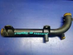 Радиатор охлаждения двигателя. Daewoo Nexia Chevrolet Lanos